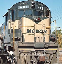 Monon's C-628s