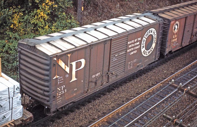 PS-1 Combination Door 40-foot Boxcar
