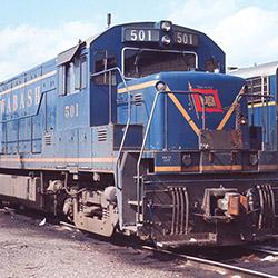 General Electric's Landmark U25B: Wabash and N&W