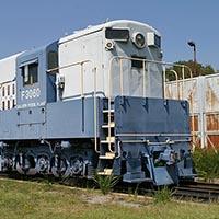 Tennesee Valley Railroad Museum receives rare Fairbanks-Morse Diesel
