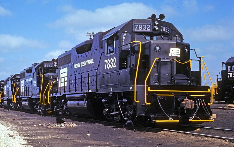 Penn Central GP38