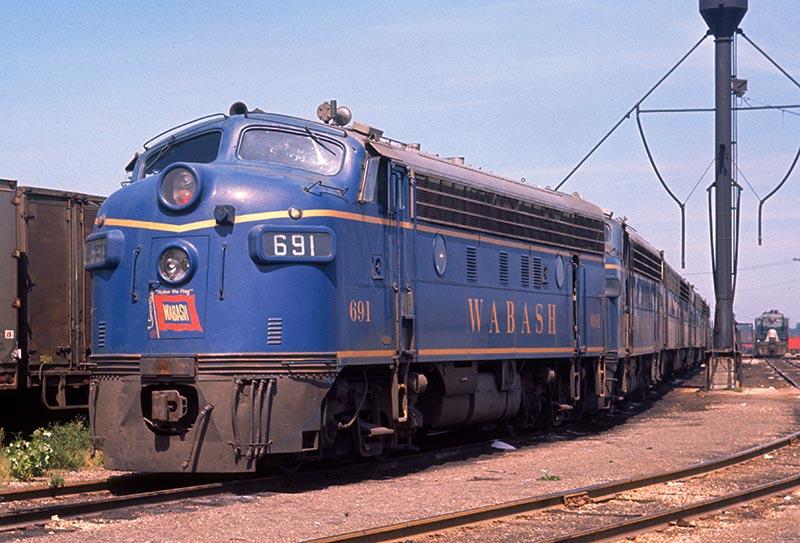 Norfolk & Western F-Units